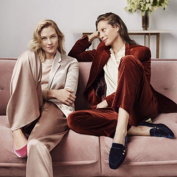 Karlie Kloss and Christy Turlington Burns Front Extraordinary Women Campaign