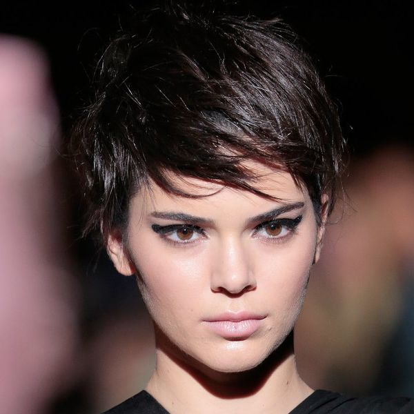 Kendall Jenner and Gigi Hadid Just Rocked Matching Pixie Haircuts