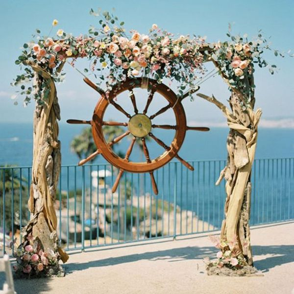 9 Unique Nautical Wedding Ideas That Aren't Kitschy