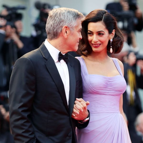 George Clooney Recalls the Moment He and Amal Found Out They Were Having Twins