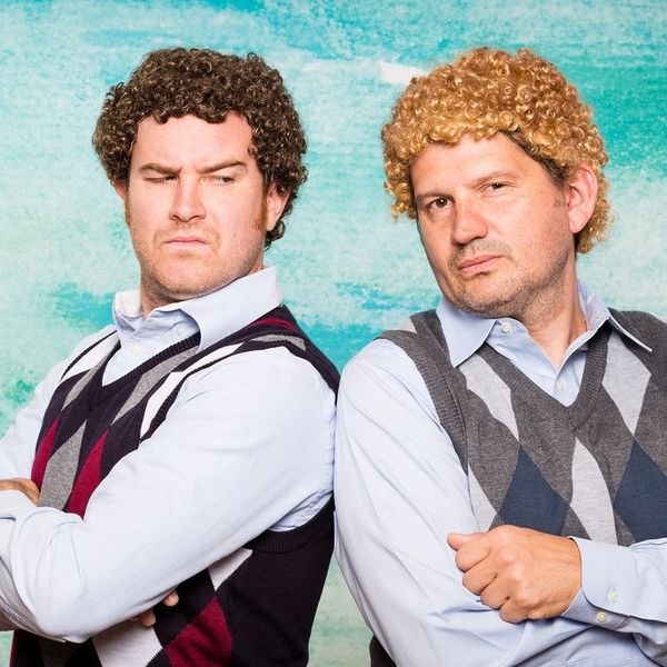 Check Out This Epic BFF Step Brothers Halloween Costume