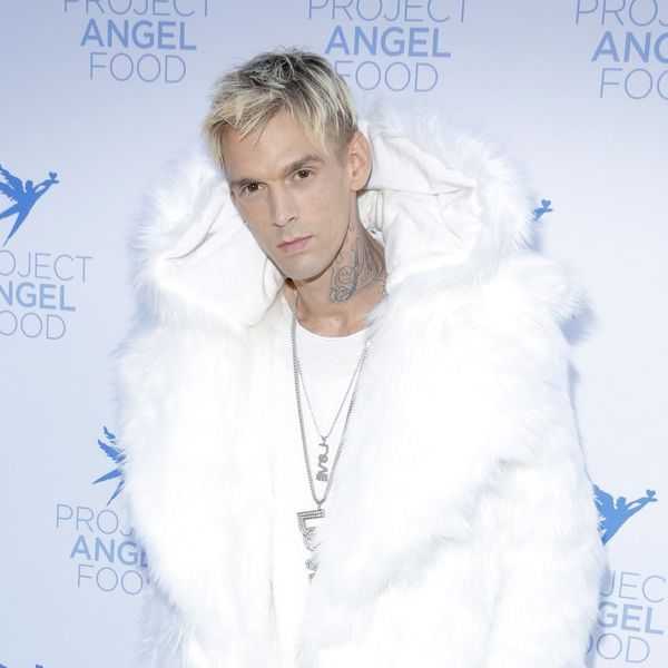 Aaron Carter Reveals Details on the Scary Car Wreck That Left Him With a Broken Nose