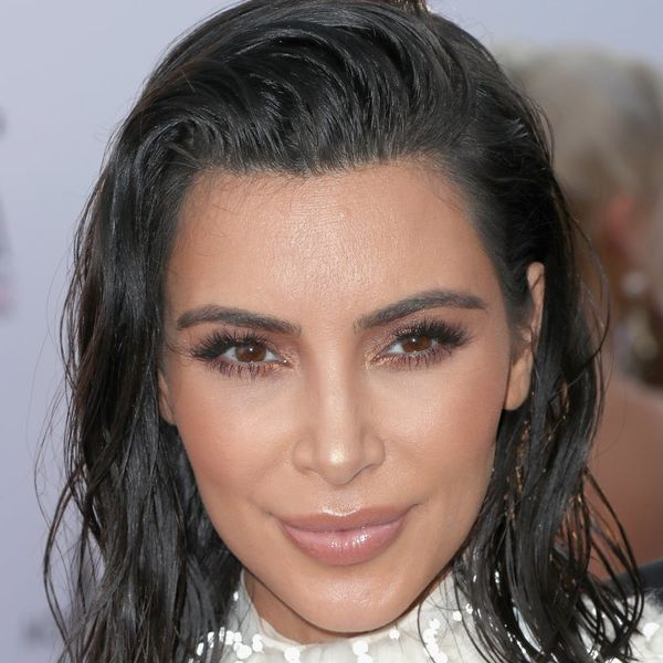 Kim Kardashian West Just Made a Major Change to Her Signature Look