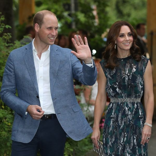 Prince William Opens Up About Duchess Kate's Condition in First Appearance Since Pregnancy Announcement