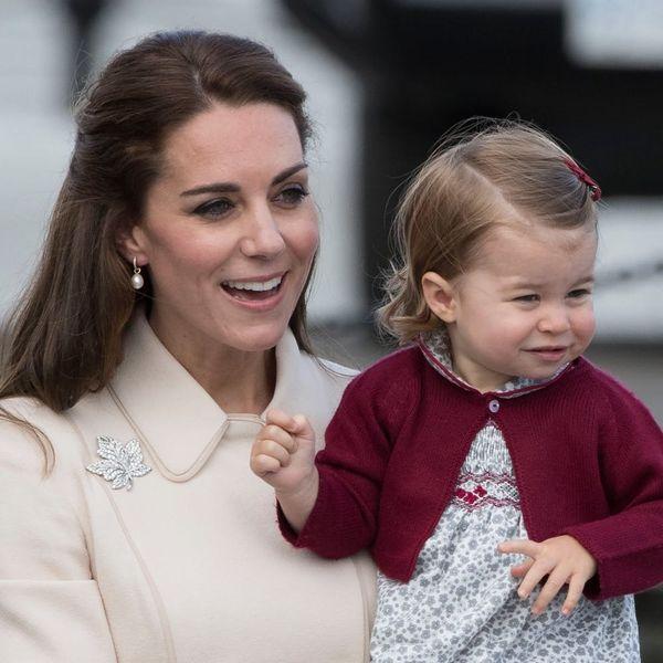 Princess Charlotte's New Pic Reveals a Kate Middleton Mini-Me
