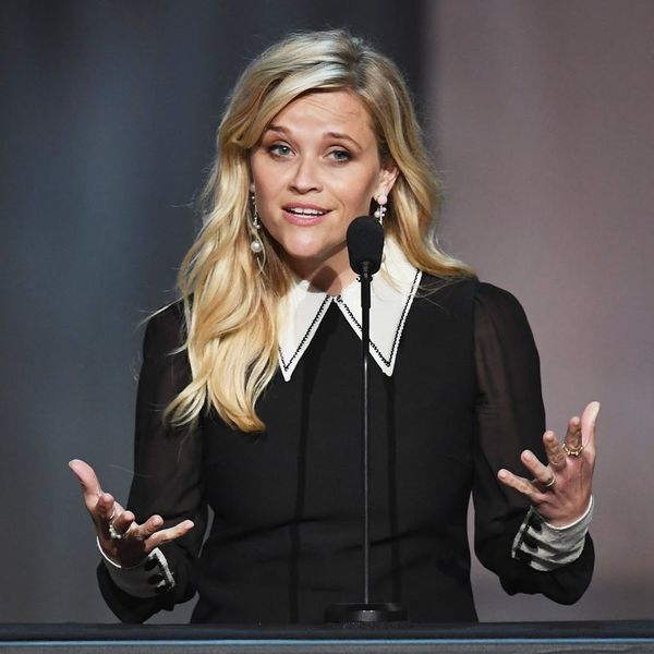 Reese Witherspoon Would Consider Running for Office One Day