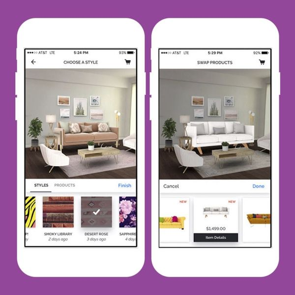 This New App Turns Dorm Rooms from Drab to Fab in No Time