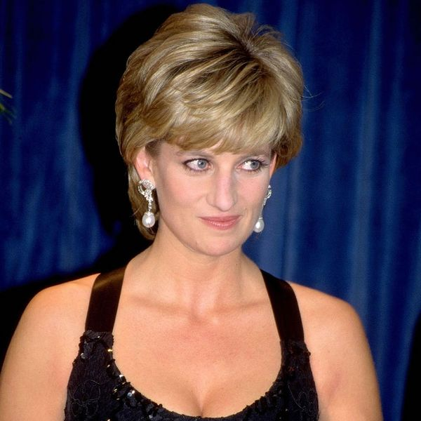 Here's Why Princess Diana Stopped Wearing Blue Eyeliner