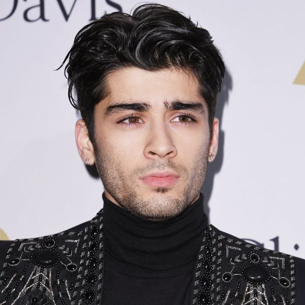 Zayn Malik Shaved His Head BALD and You Need to See It