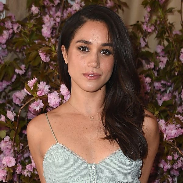"""Meghan Markle Breaks Her Silence on Her Relationship With Prince Harry: """"We're in Love"""""""