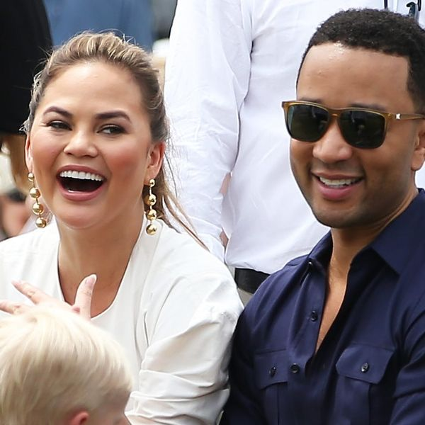 Chrissy Teigen Gave *This* Hilarious Response the One Time John Legend Tried to Break Up With Her