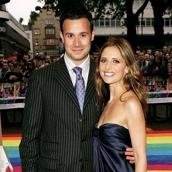This Is the Super Sweet Way Sarah Michelle Gellar Honored Her 15th Anniversary With Freddie Prinze Jr.
