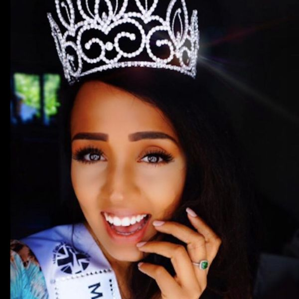This Beauty Queen Returned Her Crown After She Was Body Shamed by the Organization