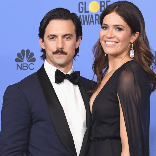 """Milo Ventimiglia Just Made This Sweet Gesture for """"This Is Us"""" Costar Mandy Moore"""