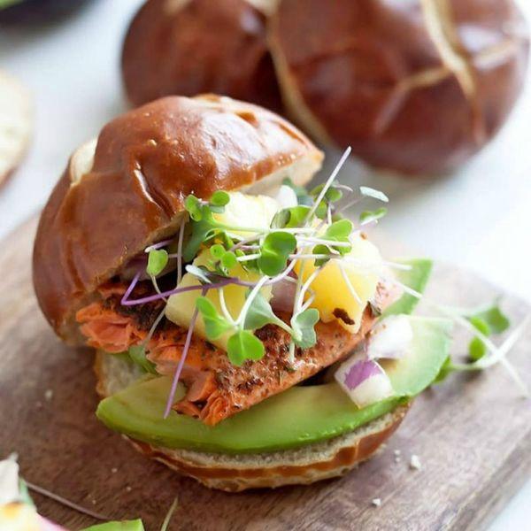 14 Ways to Snack on Pretzels for Dinner