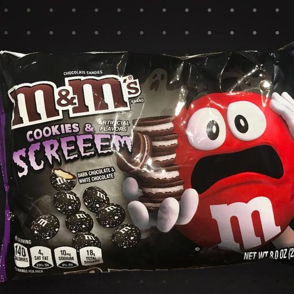Oreo-Flavored M&Ms Arrive in Time for Halloween