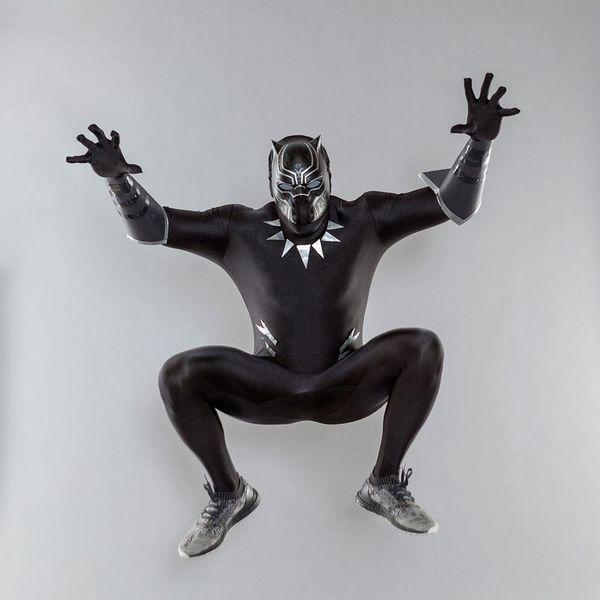 Be the King of Wakanda This Halloween by Dressing Up As Marvel's Black Panther