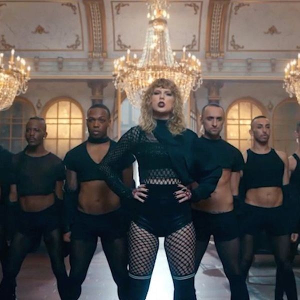 """LWYMMD"" Star Todrick Hall Reveals the Sweet Thing Taylor Swift Did for Everyone in the Video"