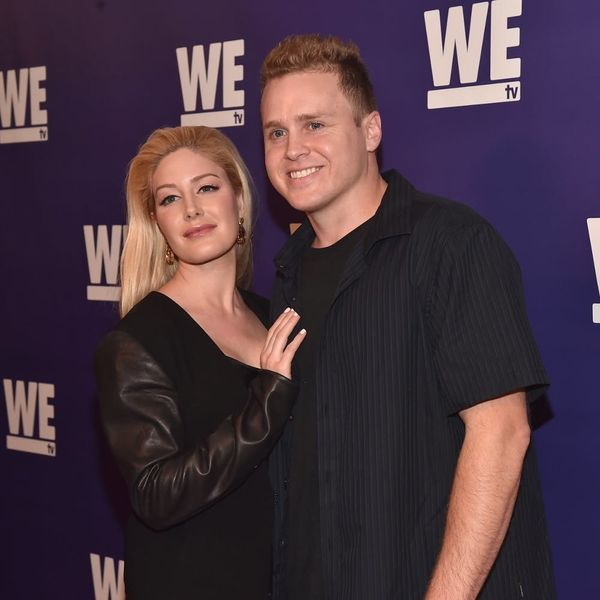 Heidi Montag and Spencer Pratt Are Expecting Their First Baby