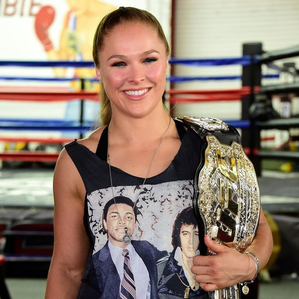 MMA Fighter Ronda Rousey Just Celebrated an Intimate Hawaiian Wedding to Fellow Fighter, Travis Browne
