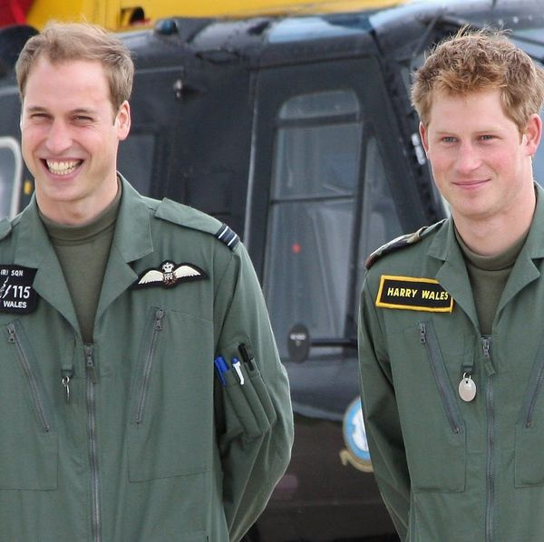"""Princess Diana Thought the Names Prince Charles Originally Wanted for William and Harry Were """"Too Old"""""""