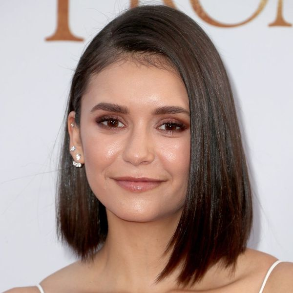 "Nina Dobrev Calls This Drugstore Beauty Product ""Unicorn Poop in a Bottle"""