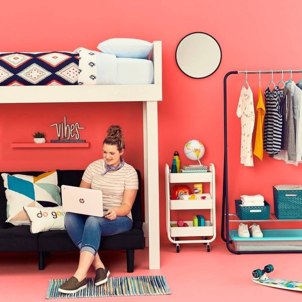 28 Back-to-School Dorm Room Decor Essentials from Target That Get an A+