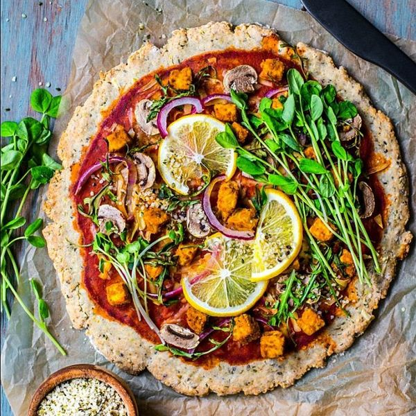 These 12 Recipes Prove Vegans Do Pizza Just As Well