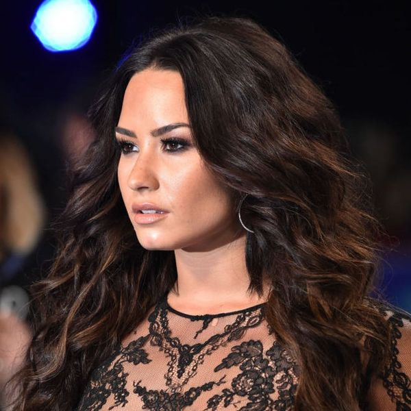 Demi Lovato Used Only Drugstore Products to Create That VMAs Hair
