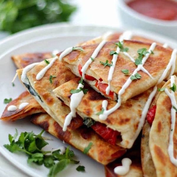 Can't Choose Between Pizza and Mexican? Pizzadilla Is the Best of Both Worlds