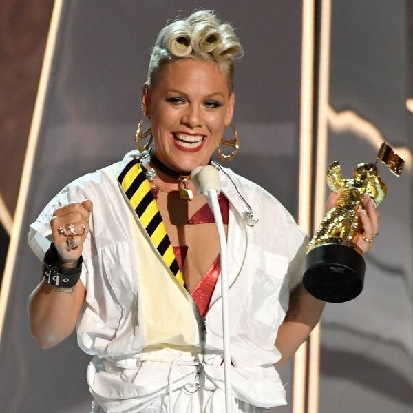 Parents and Advocacy Groups Won't Stop Applauding Pink's Powerful VMAs Speech