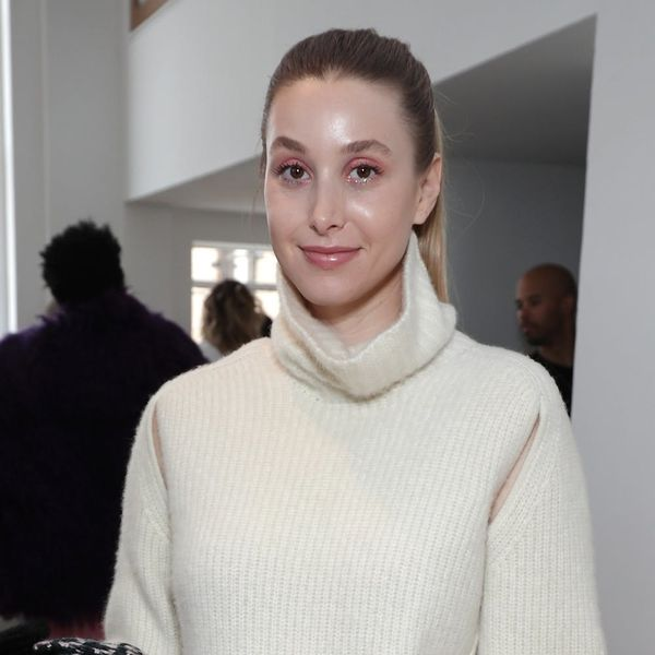 Whitney Port Is Speaking Out About the Societal Pressures She's Faced to Breastfeed