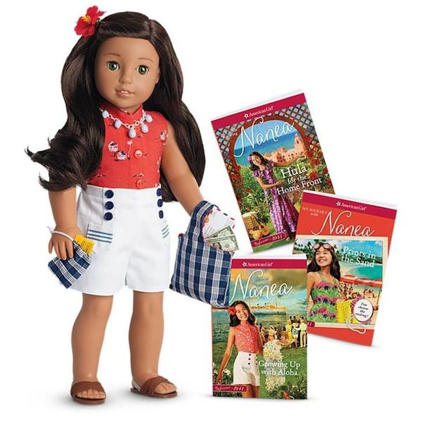 American Girl Has a Brand New Doll from Pearl Harbor-Era Hawaii