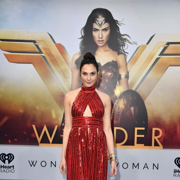 """Gal Gadot Expertly Takes Down Body-Shamers Who Complained About Her """"Wonder Woman"""" Casting"""