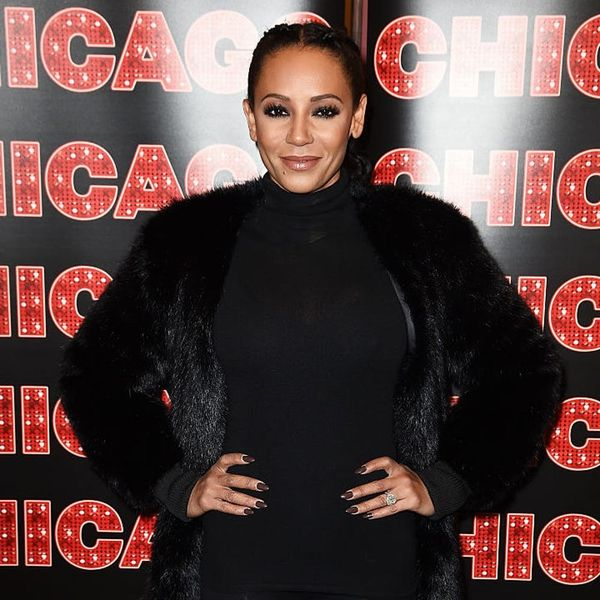 Mel B's Heartfelt Instagram Tribute to Her Late Dad Will Bring Tears to Your Eyes