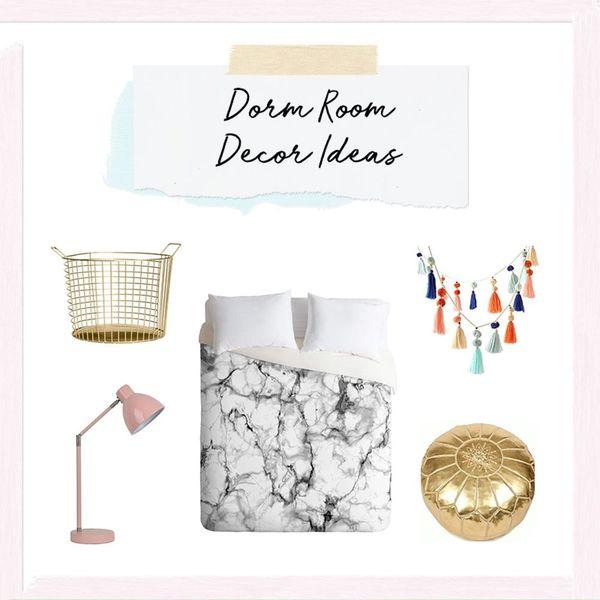 3 Trendy and Budget-Friendly Dorm Room Decor Ideas
