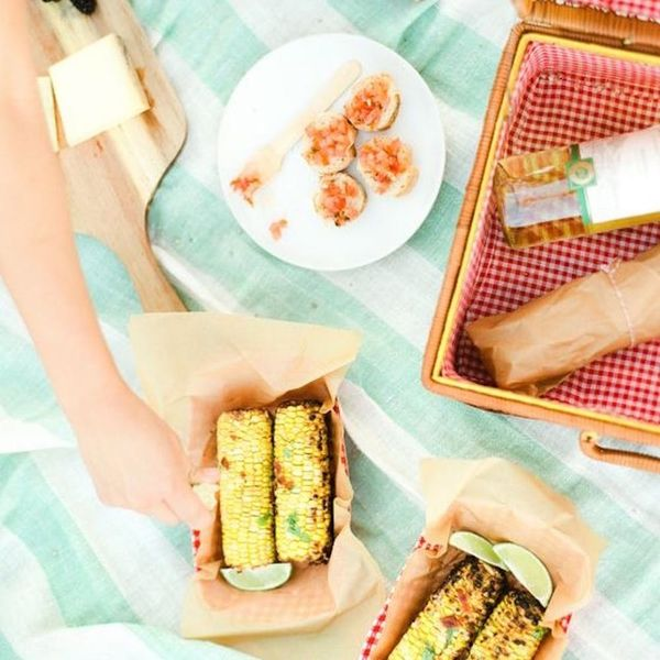 14 Picture-Perfect Picnic Wedding Ideas You'll Adore