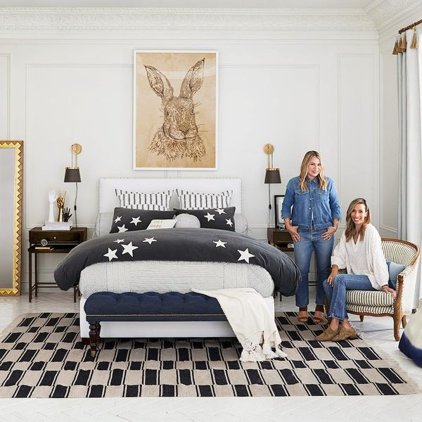 Pottery Barn's New Emily & Meritt Collection Is Shabby Chic in the BEST Way