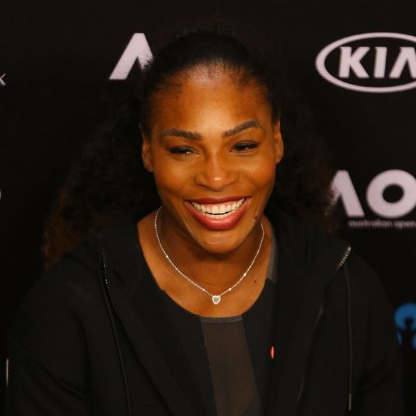 We Found Serena Williams' Swimsuit from Her Pregnancy Snap