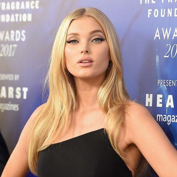 Victoria's Secret Angel Elsa Hosk Cut Her Long, Golden Waves