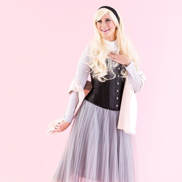 Wake Up With This DIY Sleeping Beauty Costume