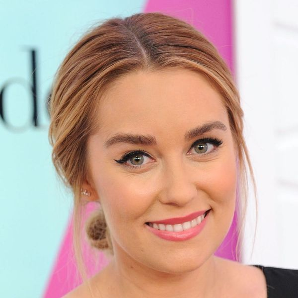 Lauren Conrad Just Wore the Most Gorgeous Bridesmaid Gown from Her Own Paper Crown Line