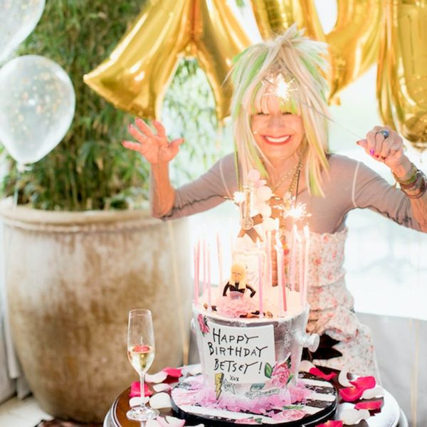 Betsey Johnson Reveals the Secret to Nailing Your Personal Style