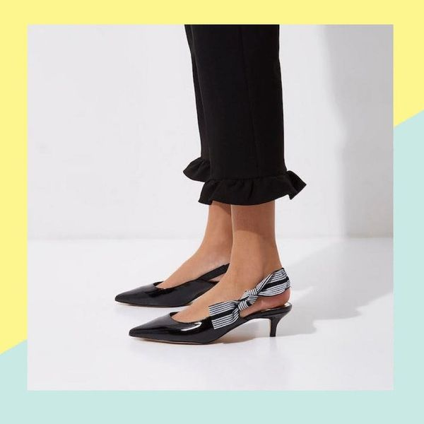 10 Pairs of Slingback Shoes That Will Take You Straight to Fall