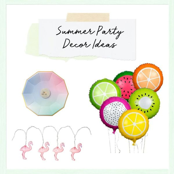 3 End-of-Summer Party Ideas to Win *All* the Hostess Points
