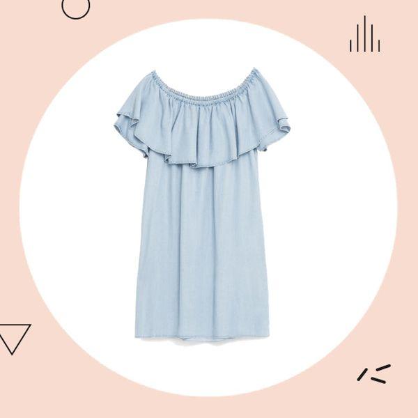 This $50 Zara Dress Has Its Own Tumblr Account