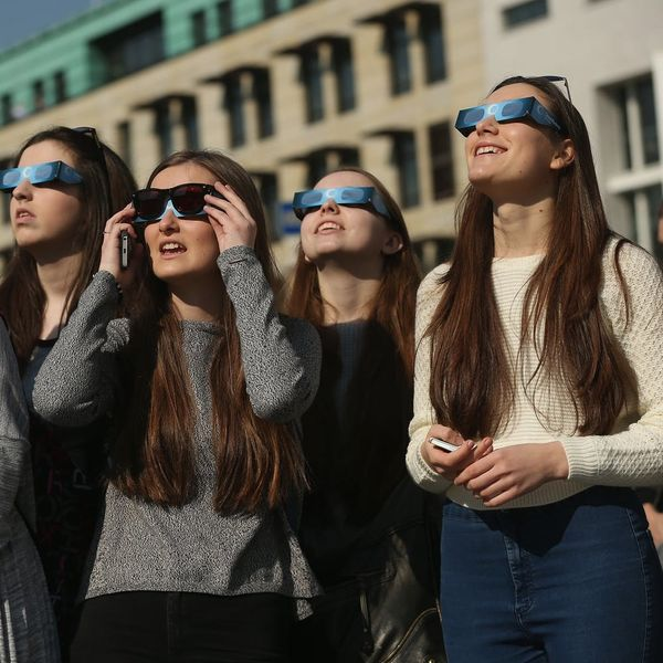 Are You Solar Eclipse Ready? Here's How to Safely View Monday's Rare Event