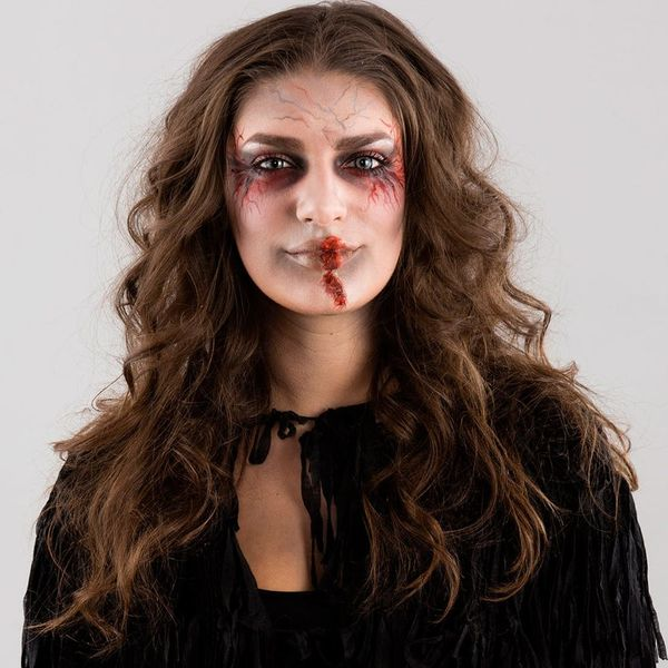How to Transform into a Zombie With This Makeup and Costume Tutorial