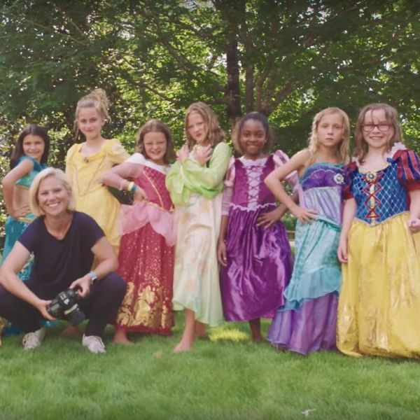 Disney's #DreamBigPrincess Campaign Wants to Empower Girls Around the World (and You Can Help!)