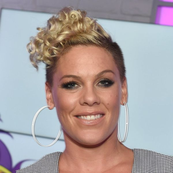 Pink Is Clapping Back at a Tweeter Who Tried to Pit Her Against Christina Aguilera